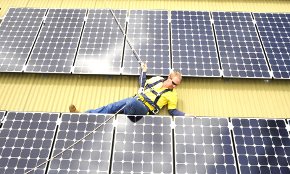 Why Australia's Solar Market is in Grave Danger