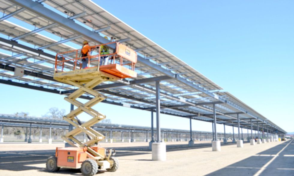 Senate Introduces Bipartisan Bill to Support Solar Energy Investments
