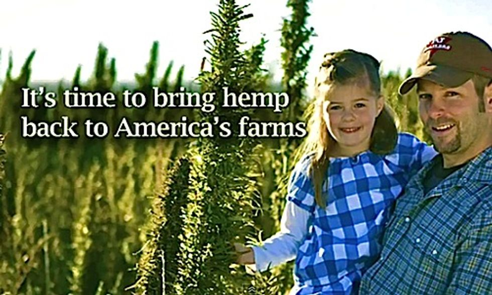 President Obama Signs Farm Bill Legalizing Industrial Hemp