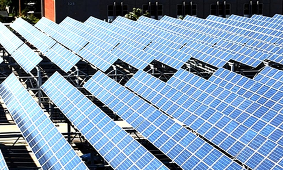 India Seeks $500 Million Loan For World's Largest Solar Array