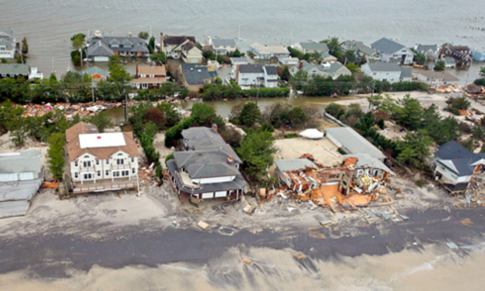 Study Finds Coastal Flooding From Sea Level Rise May Cost $100,000B Annually by 2100