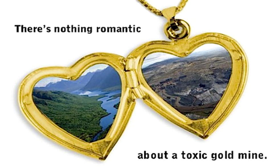 100+ Jewelers Say 'No' to Dirty Gold For Valentine's Day