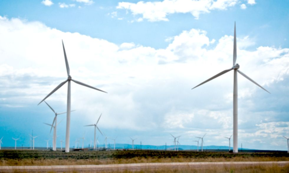 How a Wyoming Wind Farm Could Save California $750 Million