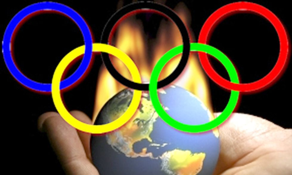How Global Warming Is Affecting the Winter Olympics