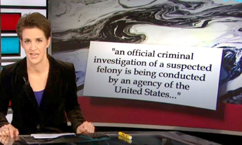 Rachel Maddow Exposes Dirty Deal in Duke Energy Toxic Coal Ash Spill