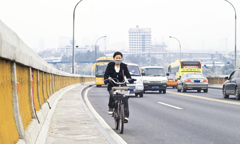 Chinese Government to Pay Cities $1.6 Billion to Reduce Air Pollution