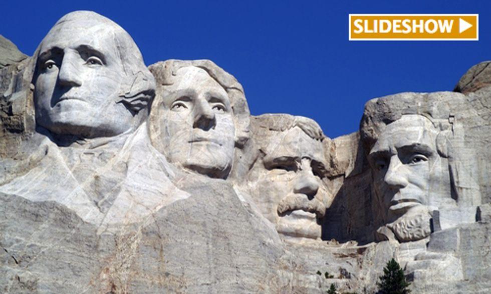 4 Surprisingly Green Presidents