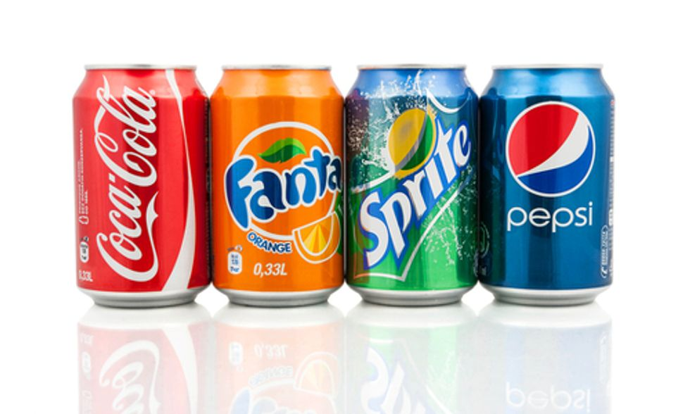 Warning Labels Coming to a Soda Can Near You? California Lawmaker Says 'Yes'