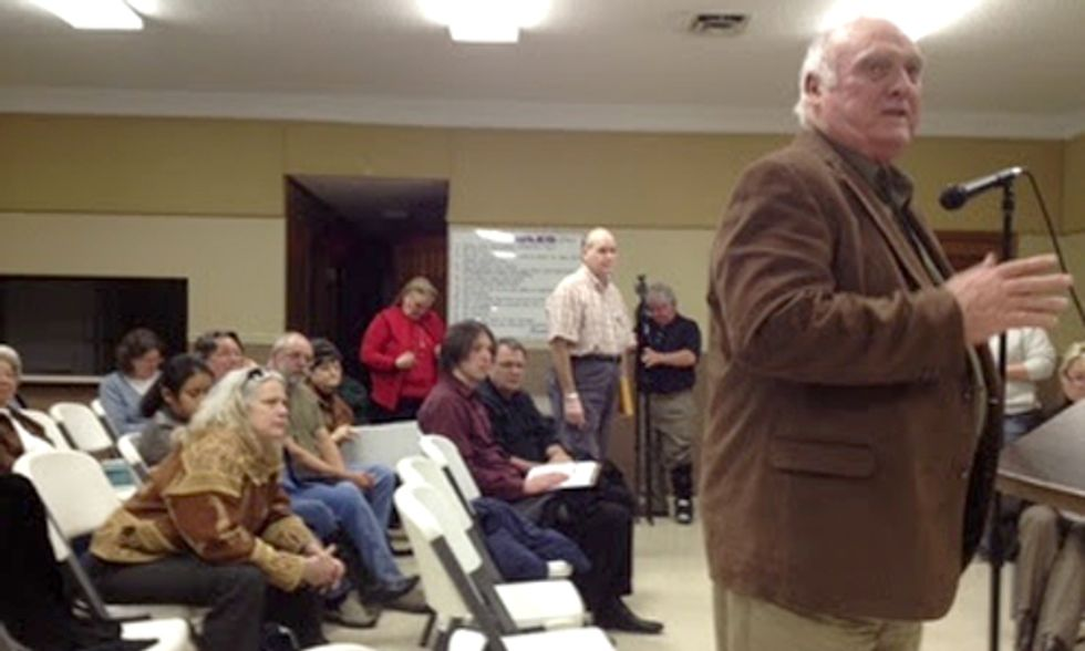 Southern Illinois Says No to Peabody Coal at Historic Hearing