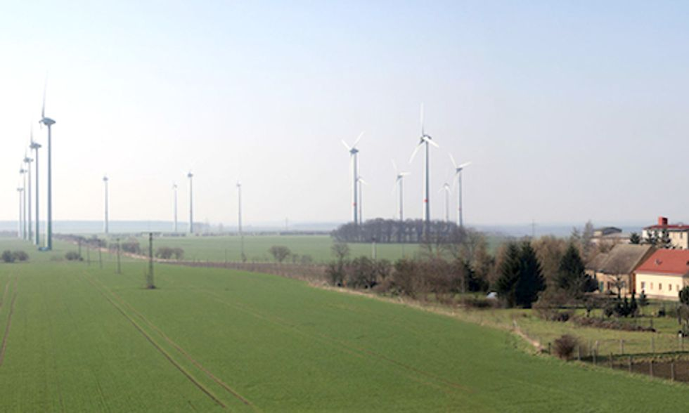 How a German Village Created an Independent Grid and a Renewable Energy Future