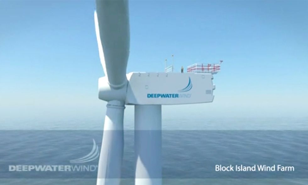 Key Turbine Deals Could Make Rhode Island Offshore Wind Farm the Nation's First