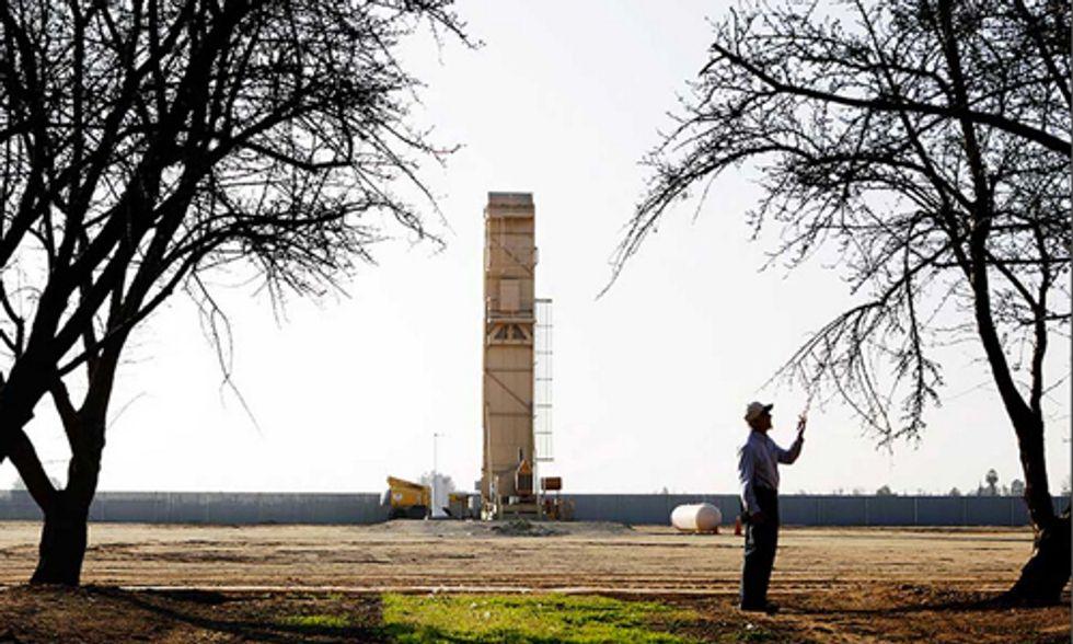 Fracking Moratorium Bill Introduced in California