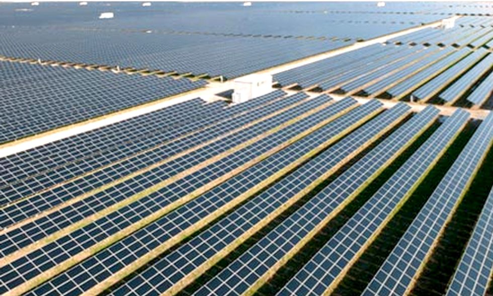 Huge Solar Farms On California's Public Lands Could Power 170,000 Homes