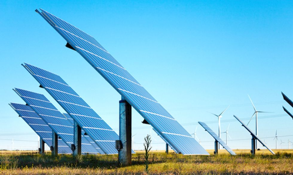 Renewable Energy Provided 99 Percent of New Power Generation in January