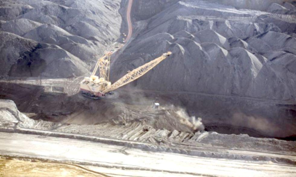 New Greenpeace Website Exposes Financier Behind Huge Coal Project Proposals in Pacific Northwest