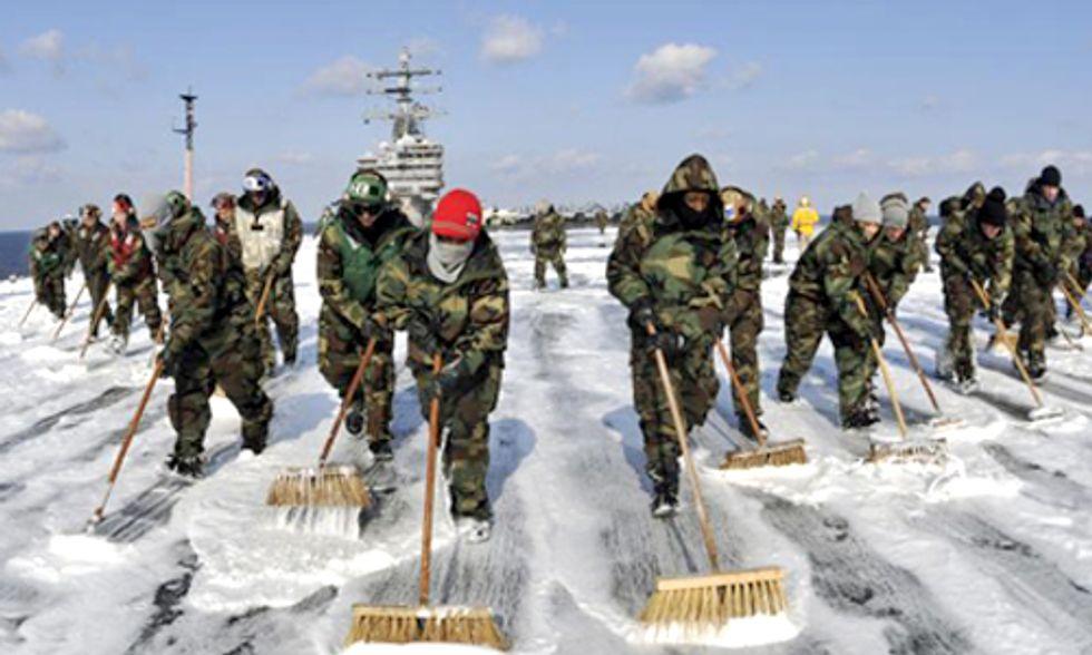Documents Say Navy Knew Fukushima Dangerously Contaminated the USS Reagan