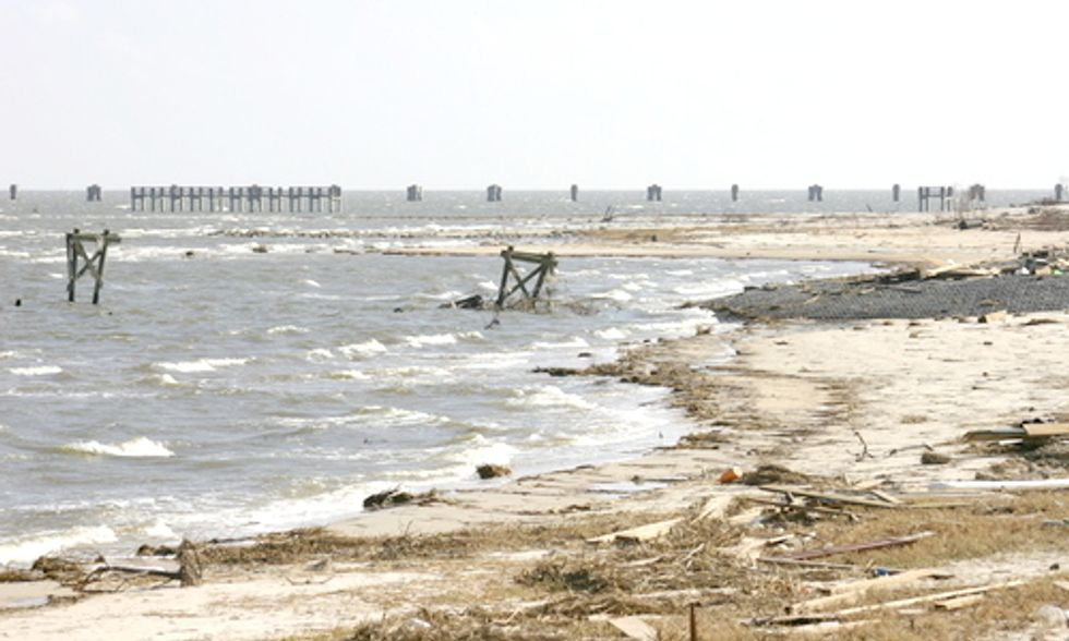 How Offshore Wind Turbines Could Have Calmed Hurricane Katrina and Superstorm Sandy