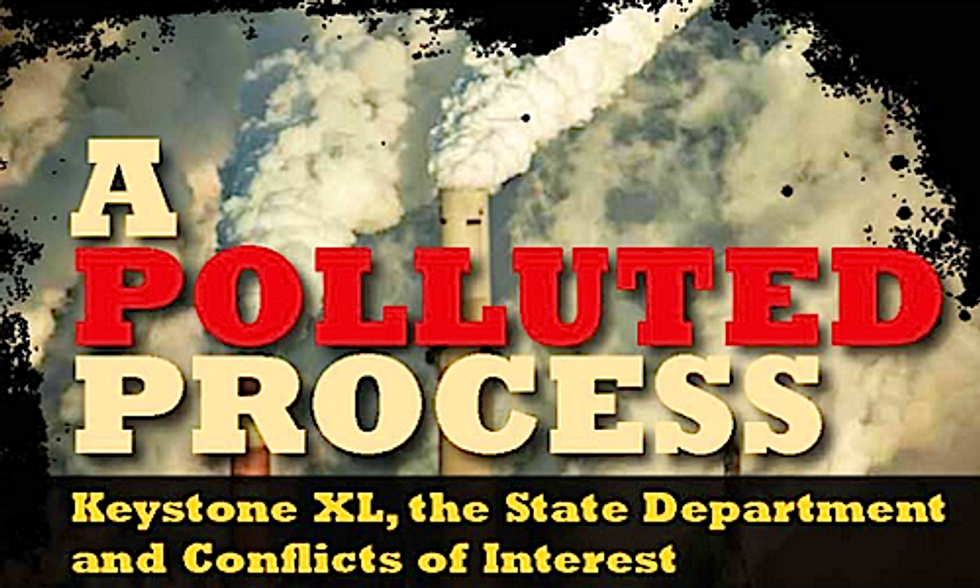 Inspector General Clears State Department of Conflict-of-Interest in Keystone XL Report