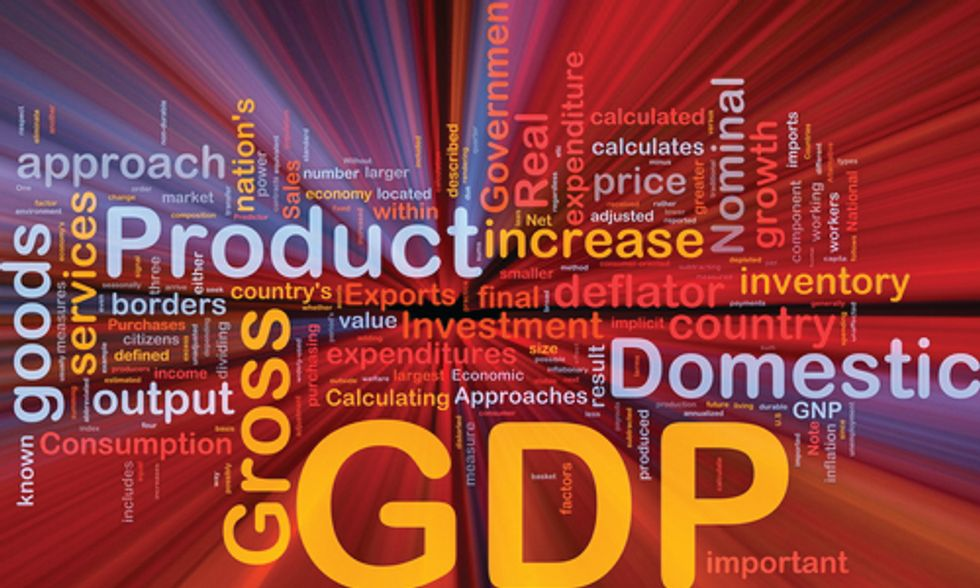 How the GDP Measures Everything 'Except That Which Makes Life Worthwhile'