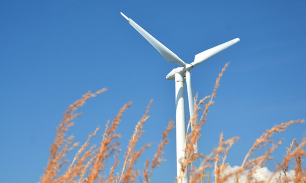 Bipartisan Governors Coalition Wants to Prepare Nation's Grid For More Wind Energy