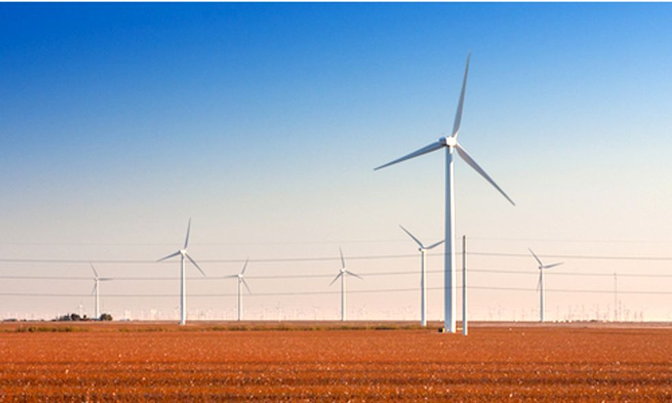 How Texas Became Wind Energy's King