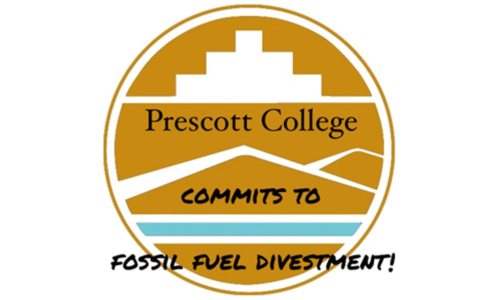 Prescott College Passes Landmark Fossil Fuel Divestment Resolution