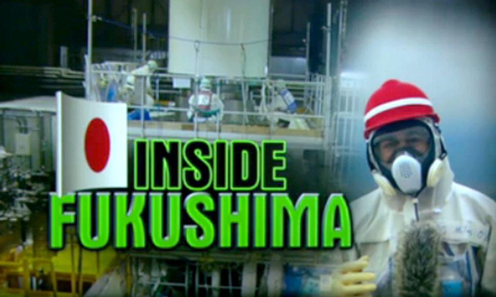 PBS Takes Us on a Terrifying 'Post-Apocalyptic' Tour Inside Fukushima