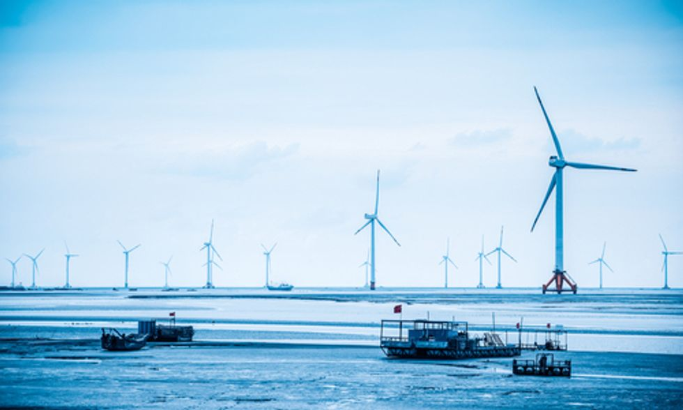 China's Wind Output Exceeds Nuclear by 22 Percent