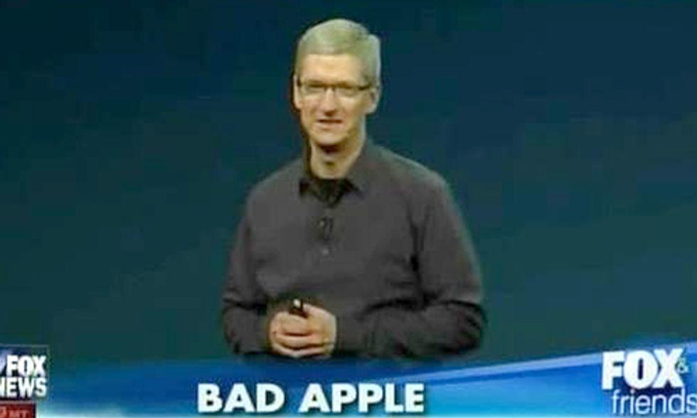 Fox News Attacks Apple Despite Its Parent Company Also Preaching Sustainability