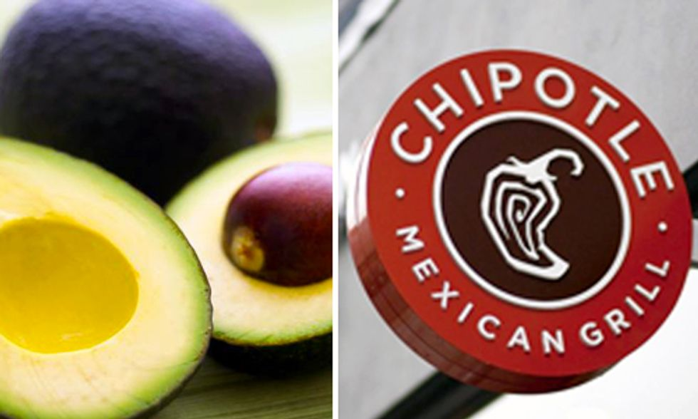 Chipotle Warns Climate Change Could Cut Guacamole From Its Menu