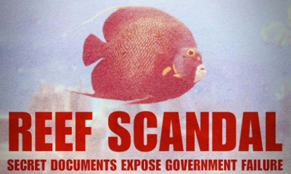 Documents Show Australia Ignored Expert Advice Against Dredge and Dump in Great Barrier Reef