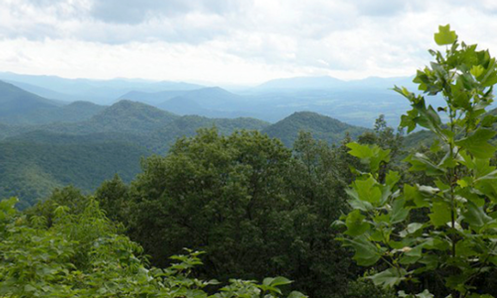 D.C. Passes Resolution Prohibiting Fracking in George Washington National Forest