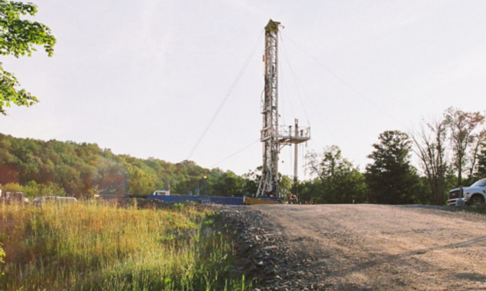 Report Exposes How the TTIP Could Expand Fracking in U.S. and Europe