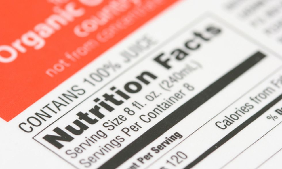 3 Changes That Could Be Coming to a Nutrition Label Near You