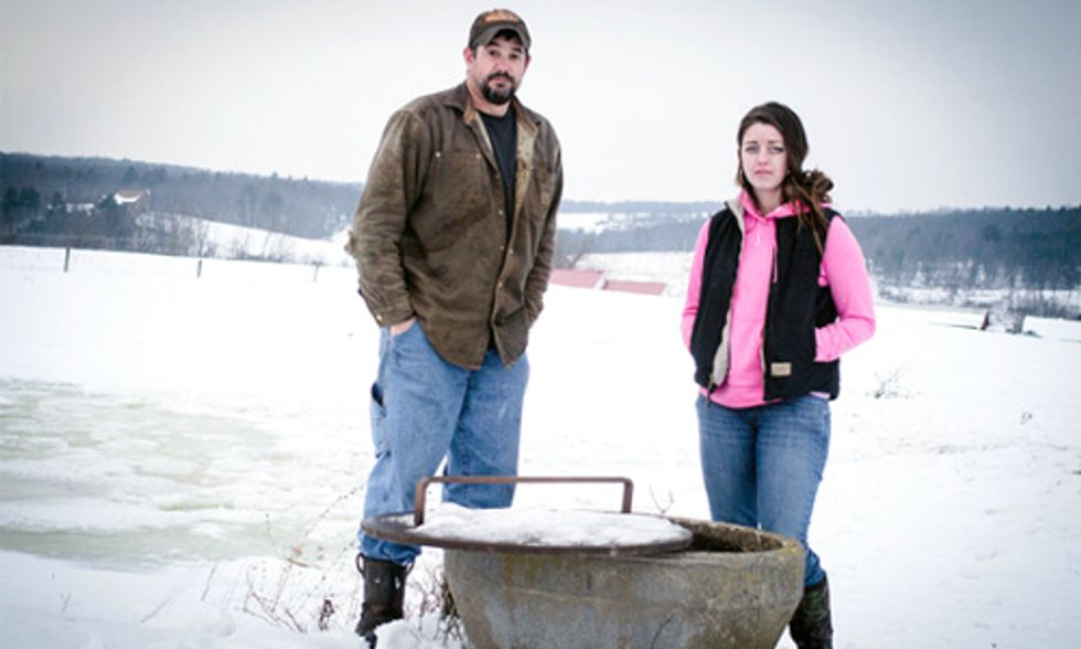 DEP Manipulates Law on Fracking Complaint, Leaves Family Without Water