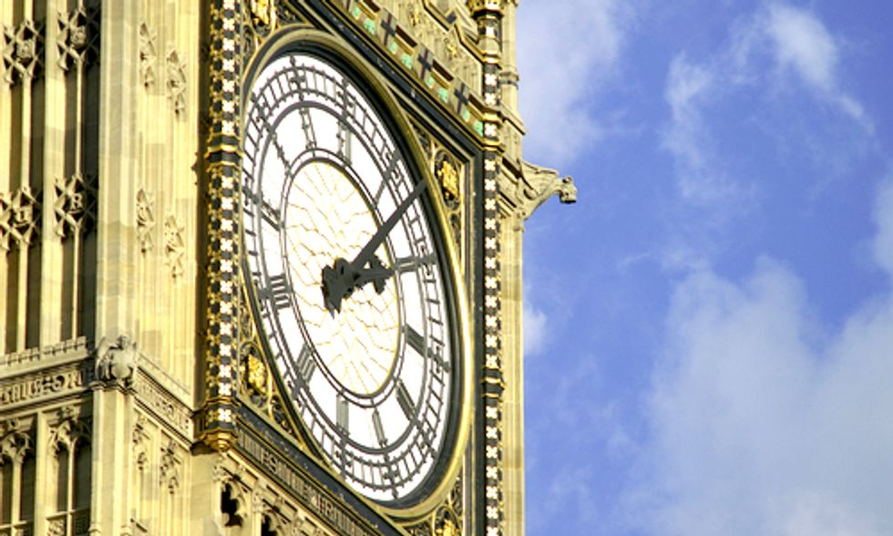 London's Landmark Big Ben Could Receive Solar Makeover