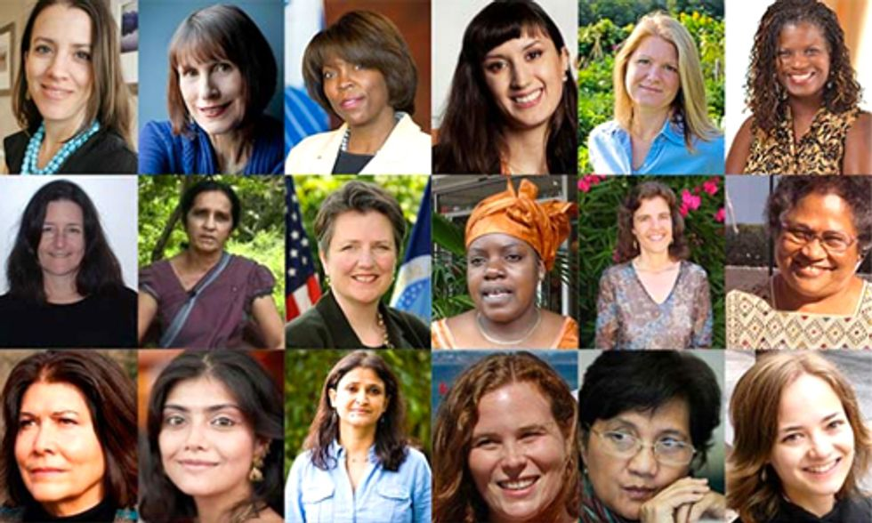 Celebrating 23 Women Righting the Wrongs of Hunger and Poverty Around the World