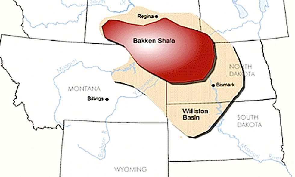 Radioactive Waste From Bakken Oil Fields Raises Concerns About Local Water Contamination