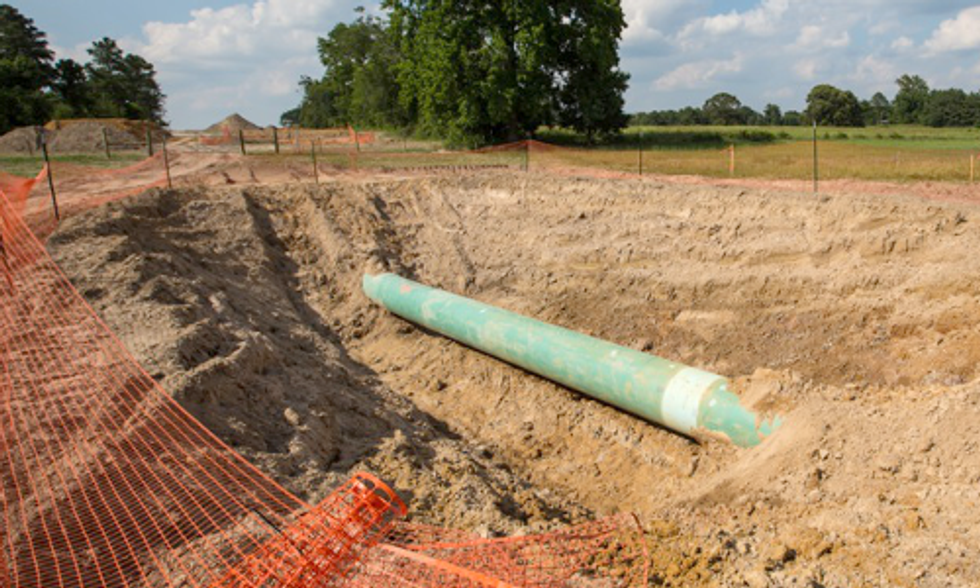 TransCanada Whistleblower's Evidence Ignored, Keystone XL South Rushed Into Operation