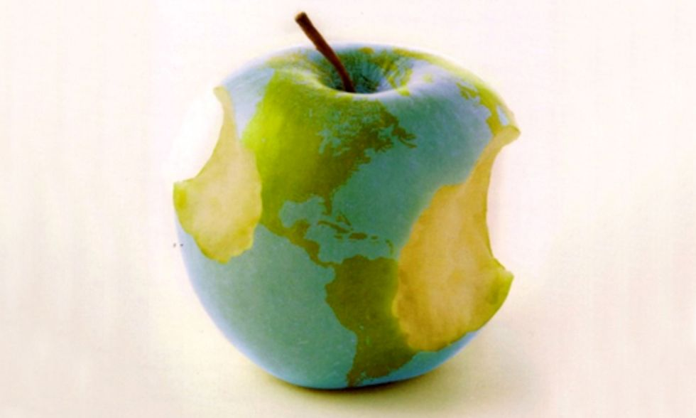 Full Planet, Empty Plates: The Geopolitics of Food Scarcity