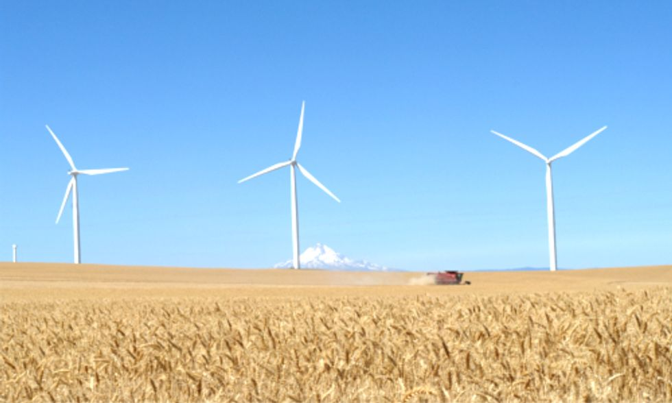 Congressman Declares Wind Tax Credit 'Dead'