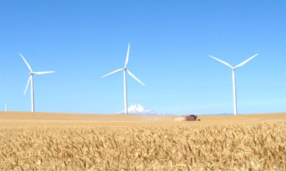 Congressman Declares Wind Tax Credit 'Dead'