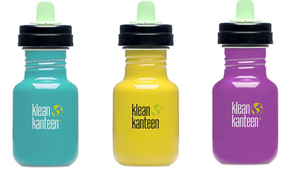 Non-Toxic Alternatives to BPA and BPA-Free Bottles