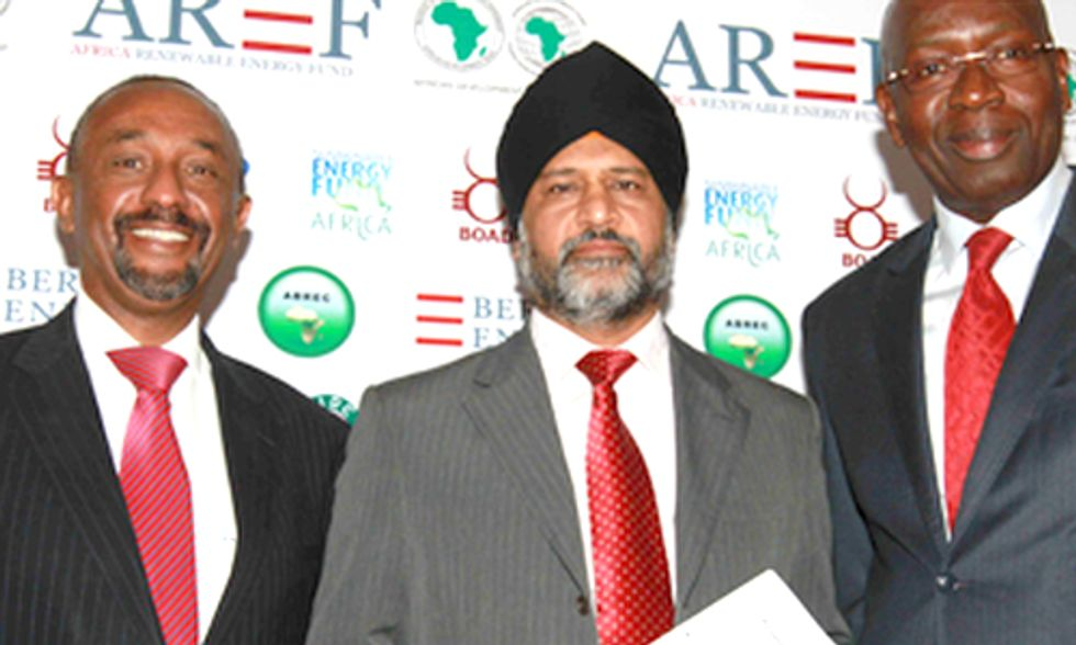 First Pan-African Renewable Energy Fund Receives $100 Million to Power Sub-Saharan Region