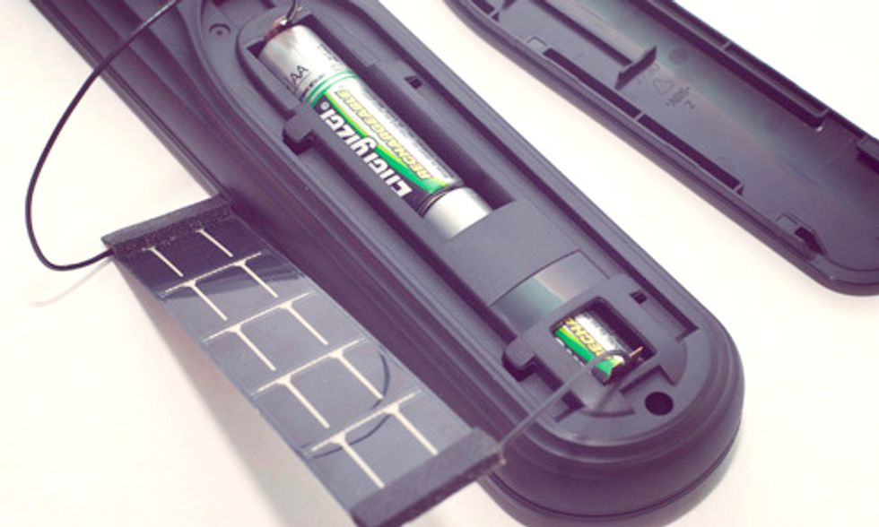 Company Lets You Solarize Battery-Powered Devices With This Kit