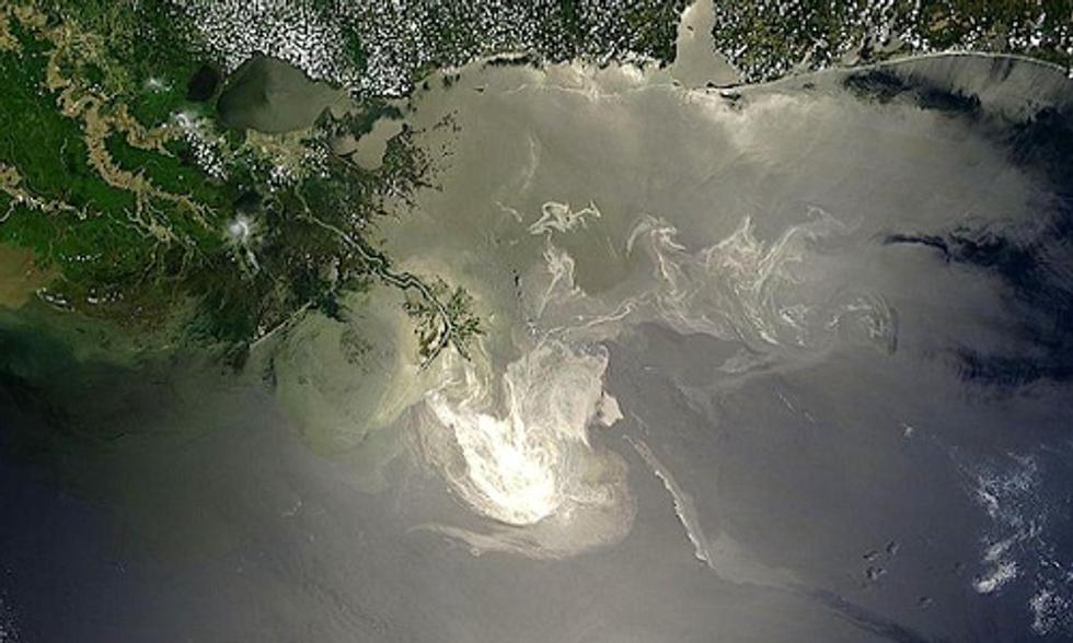 4 Years After Deepwater Horizon Oil Spill, EPA Lifts BP's Gulf Drilling Ban