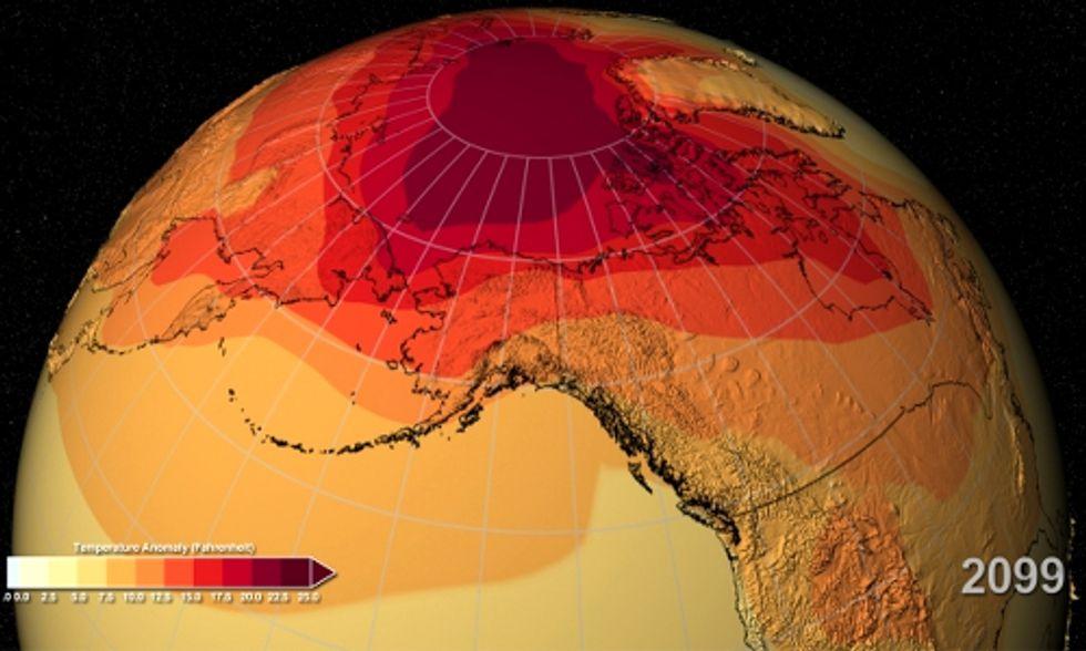 NASA: Earth Could Warm 20 Percent More Than Earlier Estimates