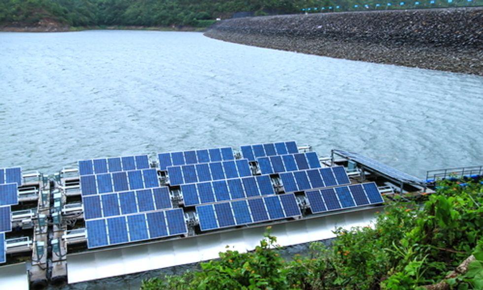 Global Demand Shifts East as Asian Solar Markets Explode