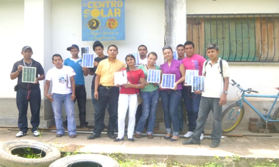 How Solar Energy Empowered a Nicaraguan Community Once Devastated by War
