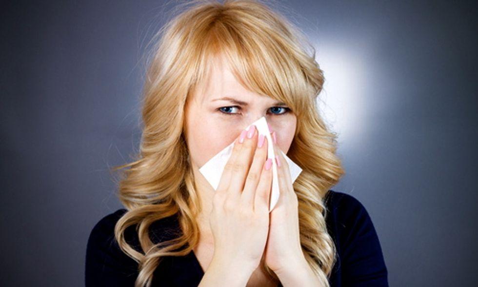 How Global Warming Worsens Allergies